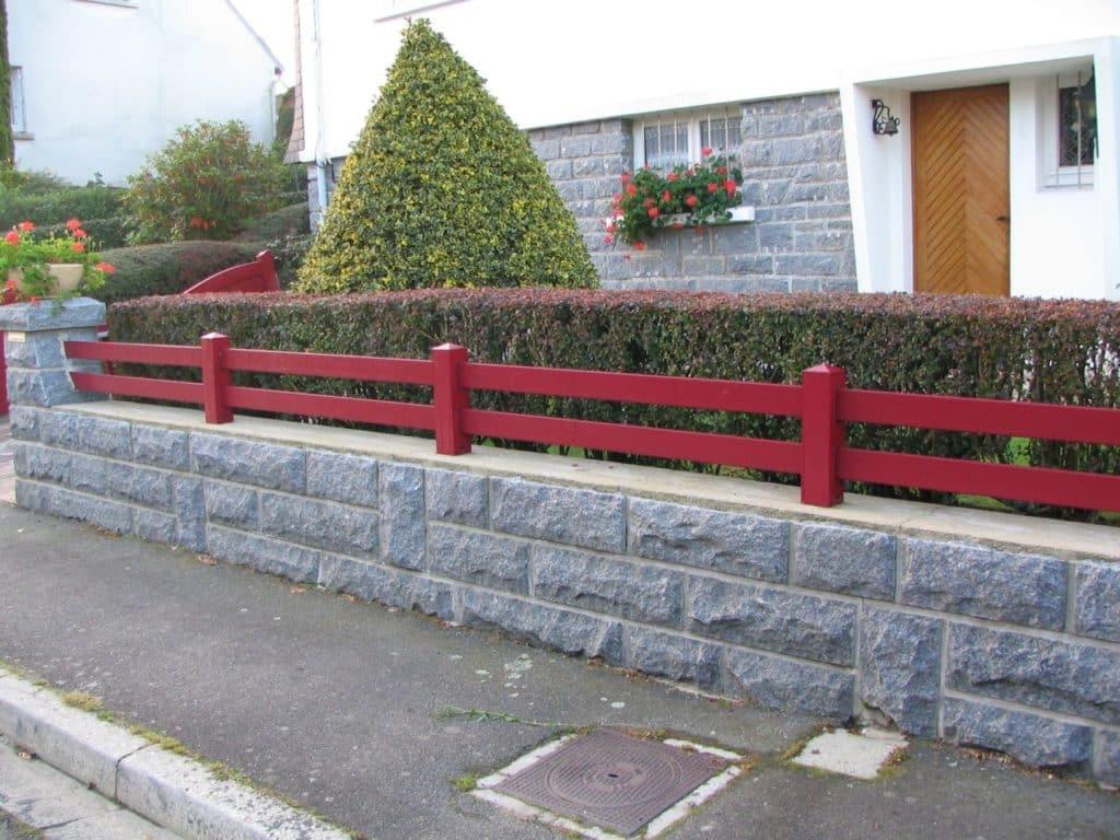 Clôture alu ou PVC sur Quimper et le Finistère